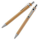 Eco-Friendly Plunge Action Bamboo Pen