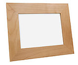 Maple Picture Frame (6x8)