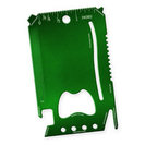 12 Function Wallet Tool - Green