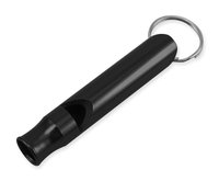Metal Whistle - Black