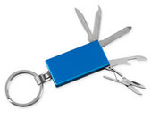 Metal Pocket Tool, Blue